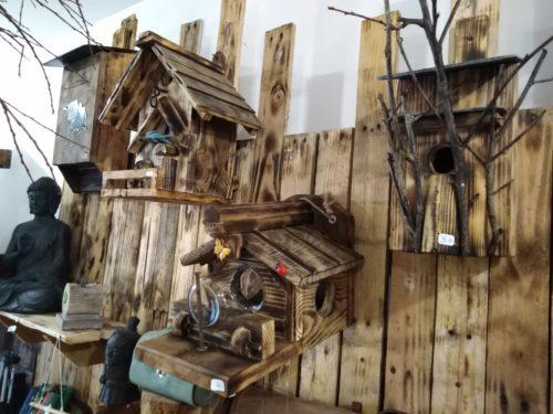 nichoir recyclage chapelle des marais