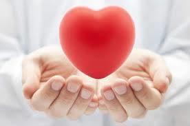 coeur main soin amour